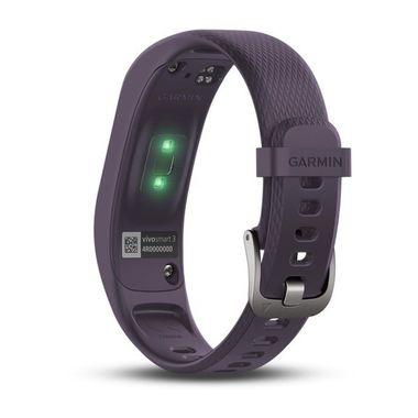 Фитнес-браслет Garmin VivoSMART 3, Purple, s/m (010-01755-21) #2