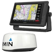 Комплект Garmin радар GMR 18 xHD и картплоттер GPSMAP 722xs PLUS