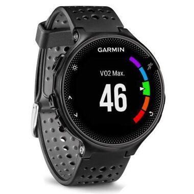 Спортивные часы Garmin Forerunner 235 Black/Grey (010-03717-55) #1