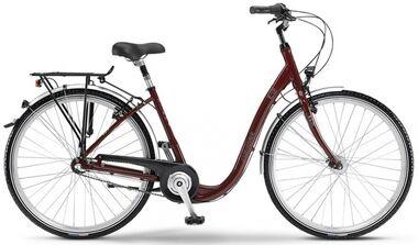 "Велосипед winora weekday ultratief 28""3s nexus 15/16 bordeaux red size 46. Артикул: 4061363546"
