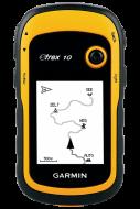 Навигатор Garmin eTrex 10 GPS, Глонасс Russia (010-00970-01)