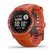 Защищенные GPS-часы Garmin Instinct, цвет Flame Red (010-02064-02)