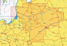 Карта Navionics 5G336S Белорусские озера, Литва (5G336S)