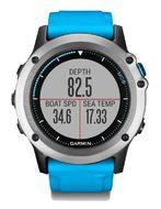 Морские часы Garmin Quatix 3 (010-01338-1B)