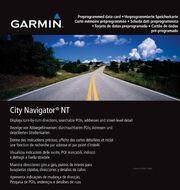 Карта памяти Garmin microSD NT City Navigator Европа (010-10680-50)