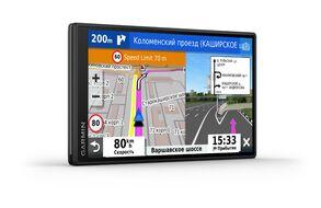 Навигатор Garmin DriveSmart 55 RUS LMT (010-02037-46)