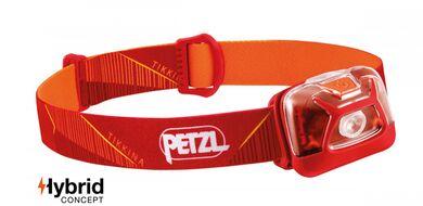 Фонарь налобный Petzl TIKKINA красный (E091DA01)