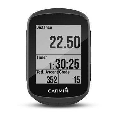 Велокомпьютер с GPS Garmin Edge 130 Europe (010-01913-01) #5