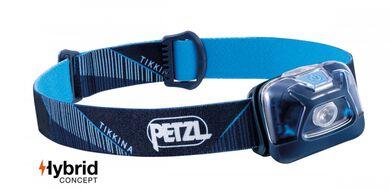 Фонарь налобный Petzl TIKKINA синий (E091DA02)