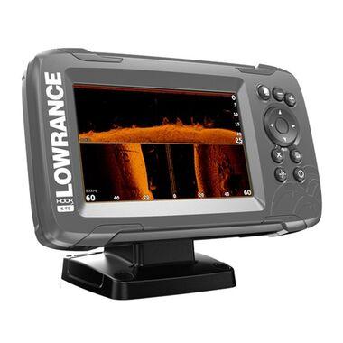 Эхолот-картплоттер Lowrance Hook2-5 SplitShot. Артикул: 000-14018-001