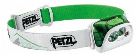 Фонарь налобный Petzl ACTIK, зеленый (E099FA02)