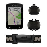 Велокомпьютер с GPS Garmin Edge 520 Plus Bundle (010-02083-11)