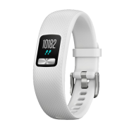 Фитнес-браслет Garmin Vivofit 4 white, стандарт. размер (010-01847-11)