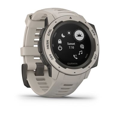 Защищенные gps-часы garmin instinct tundra. Артикул: 010-02064-01