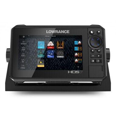 Дисплей lowrance hds-7 live с датчиком active imaging 3-in-1. Артикул: 000-14419-001