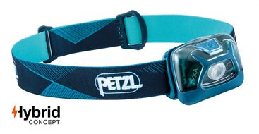 Фонарь налобный Petzl TIKKA синий (E093FA01)