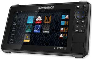 Дисплей Lowrance HDS-9 Live без датчика в комплекте (000-14424-001)