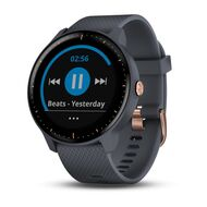 Смарт часы Garmin Vivoactive 3 MUSIC синий гранит ( 010-01985-33)