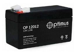 Аккумулятор свинцово-кислотный 12V 12А (АКБ 12Ач)