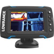 Эхолот-картплоттер Lowrance Elite-5Ti Mid/High/TotalScan™ (000-12423-001)