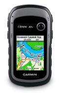Навигатор Garmin eTrex 30X GPS, Глонасс Russia (010-01508-11)