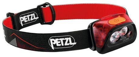 Фонарь налобный Petzl ACTIK CORE, красный (E099GA01)