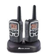 Рация Midland XT50, комплект из 2-х шт., диапазон PMR