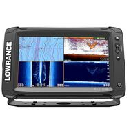 Эхолот-картплоттер Lowrance Elite-9Ti Mid/High/TotalScan™ (000-13274-001)