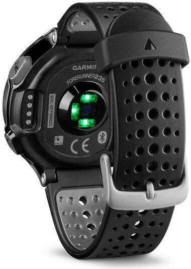 Спортивные часы Garmin Forerunner 235 Black/Grey (010-03717-55) #2