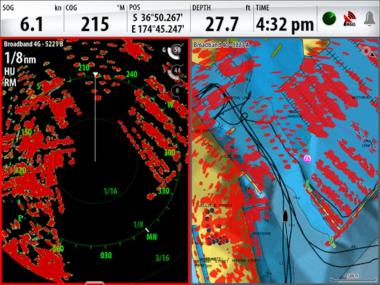 Радар SIMRAD 4G Radar (000-10421-001) #2