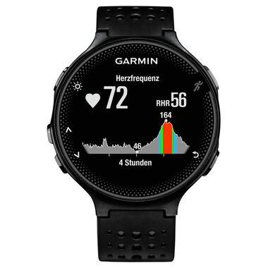 Спортивные часы garmin forerunner 235 черно-серые. Артикул: 010-03717-55