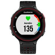 Спортивные часы Garmin Forerunner 235 Black/Marsala Red (010-03717-71)