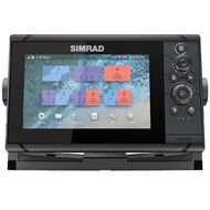 Эхолот-картплоттер SIMRAD Cruise-7, ROW Base Chart, 83/200 XDCR (000-14999-001)